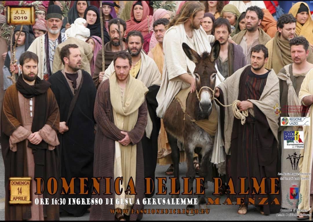 Maenza: La passione di Cristo @ per le vie del paese | Maenza | Lazio | Italia