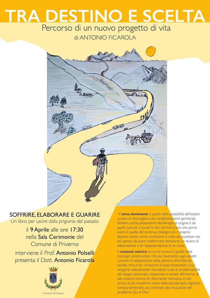 Priverno: Tra destino e scelta @ sala delle cerimonie | Priverno | Lazio | Italia