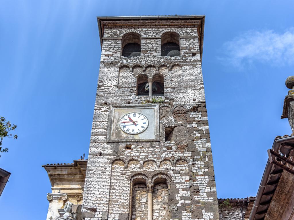 Cattedrale Santa Maria Assunta - Campanile