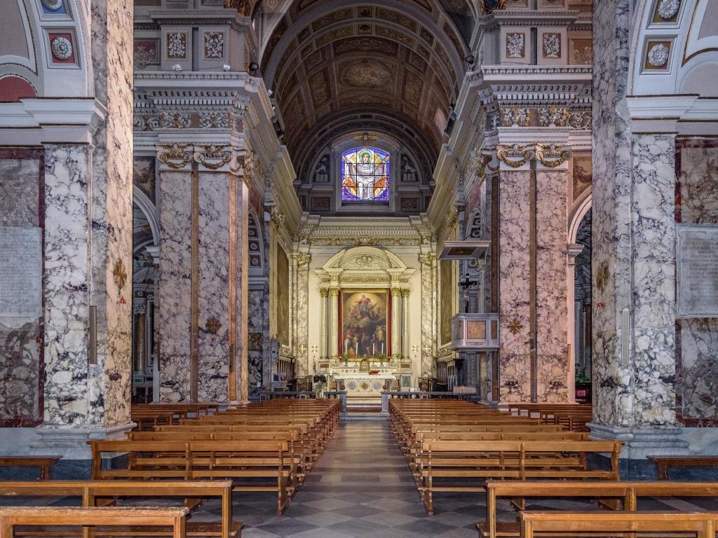 Cattedrale Santa Maria Assunta - Navata