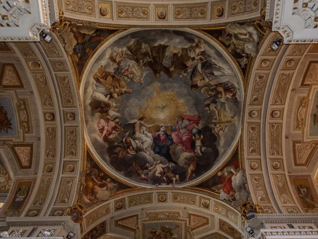 Cattedrale Santa Maria Assunta - interno