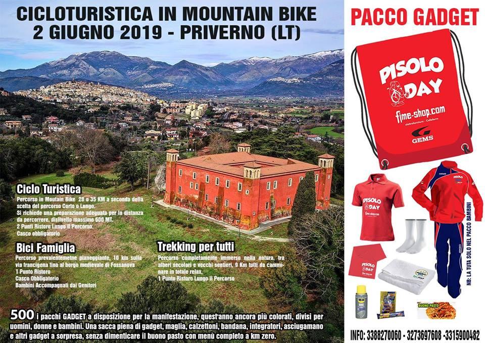 Priverno: CICLOTURISTICA PISOLO DAY @ borgo | Priverno | Lazio | Italia