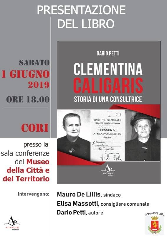 Cori: Presentazione libro @ Museo della città e del territorio | Cori | Lazio | Italia