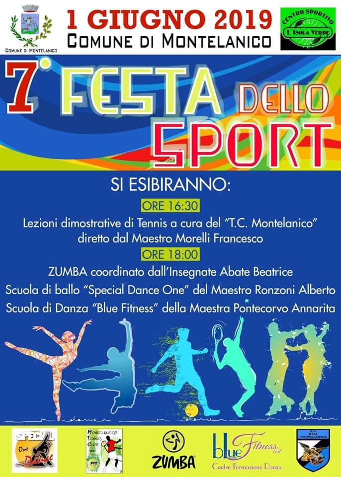 Montelanico: 7° Festa dello sport @ centro sportivo | Montelanico | Lazio | Italia