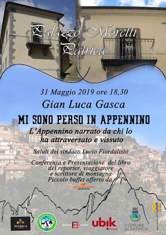 Patrica: Presentazione del libro @ Palazzo Moretti | Patrica | Lazio | Italia