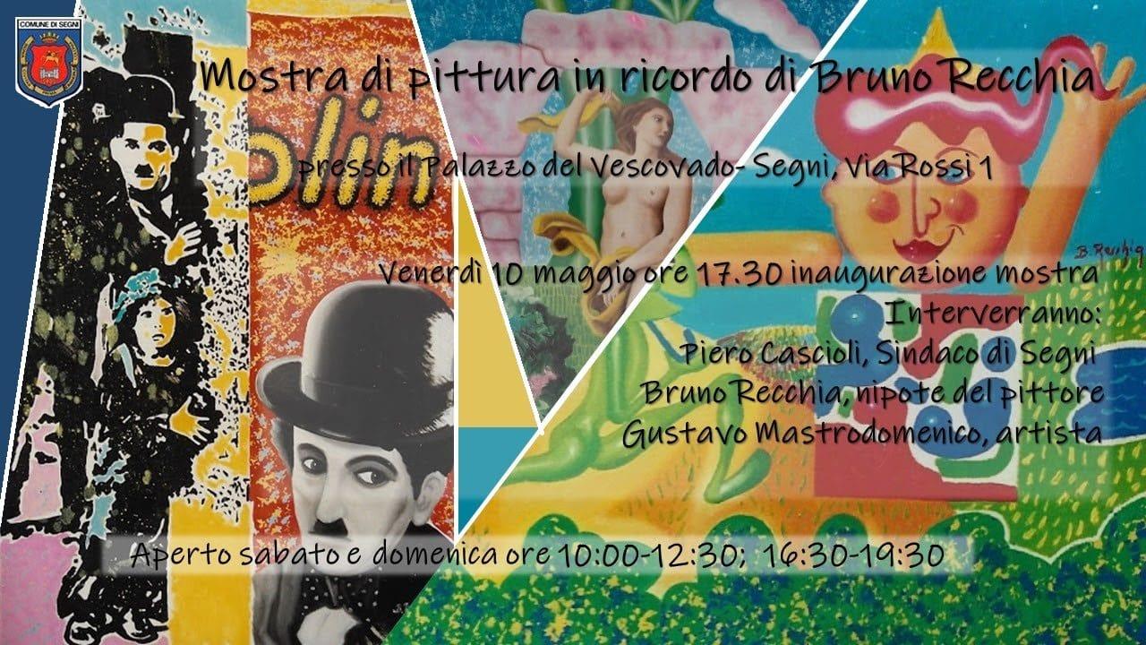 Segni: Mostra di pittura in ricordo di Bruno Recchia @ Palazzo del vescovado | Lazio | Italia