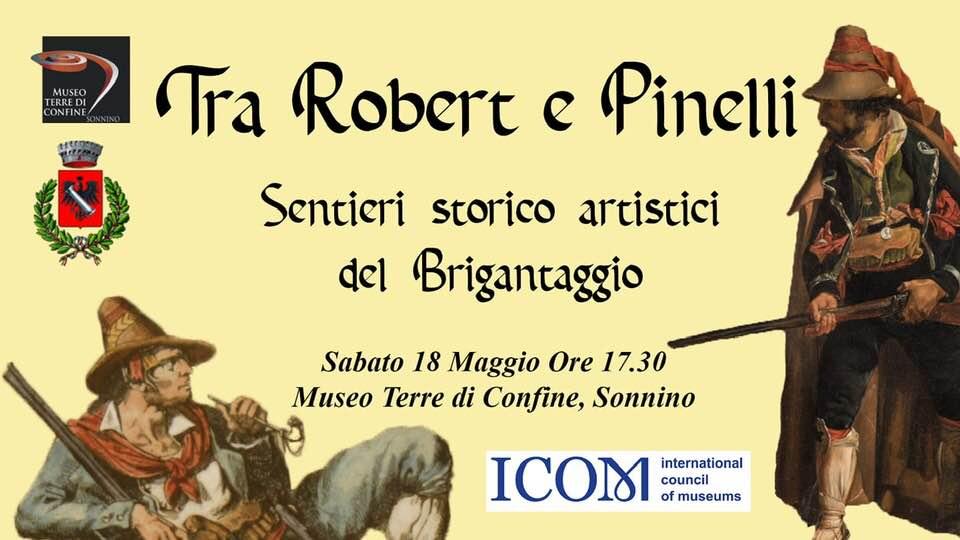 Sonnino: Tra Robert e Pinelli @ Museo Terre di confine | Sonnino | Lazio | Italia