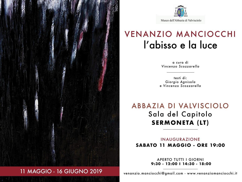 Sermoneta: Venanzio Manciocchi @ Abbazia di valvisciolo  | Sermoneta | Lazio | Italia