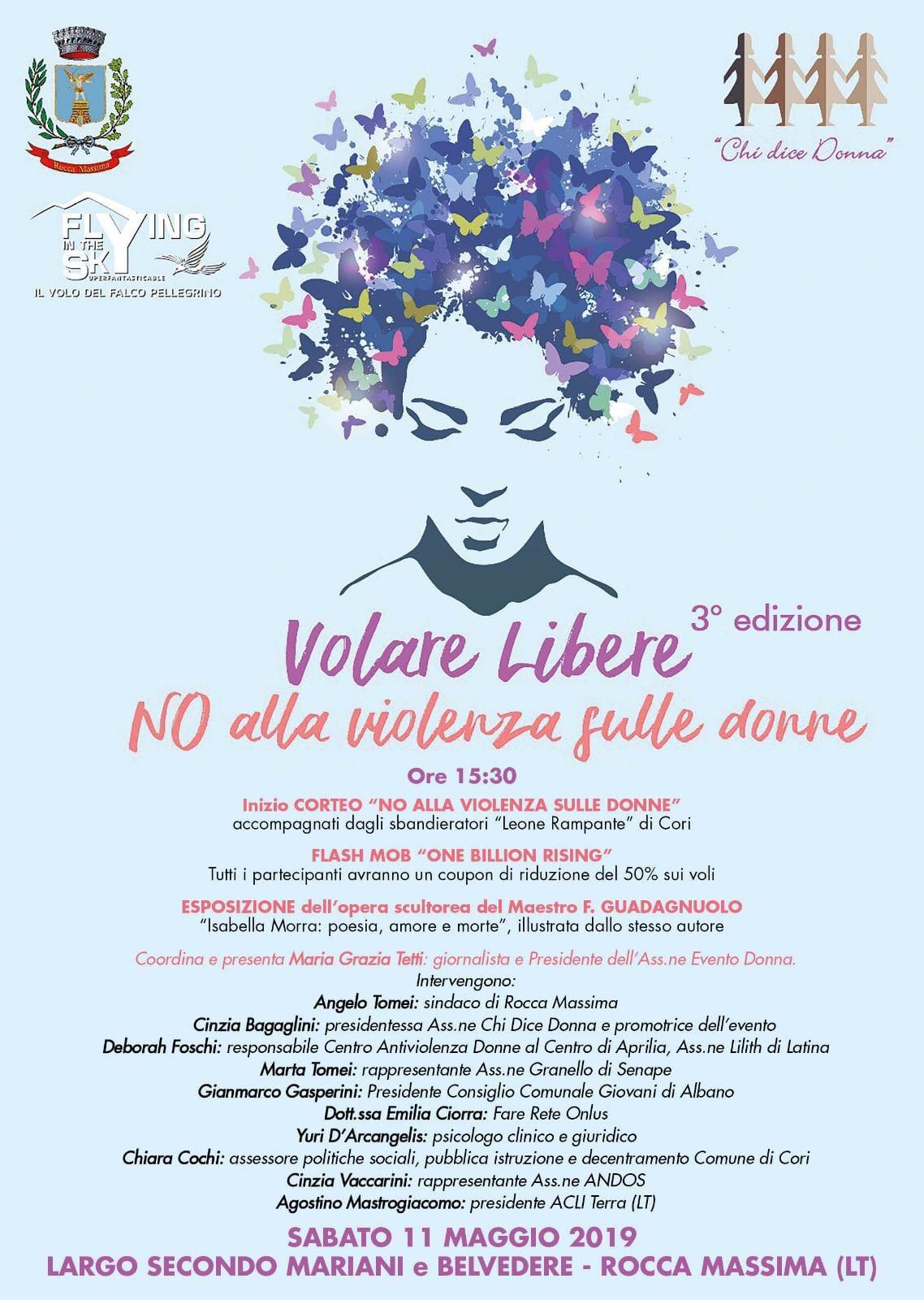 Rocca Massima: Volare libere @ Largo Secondo Mariani e belvedere | Rocca Massima | Lazio | Italia