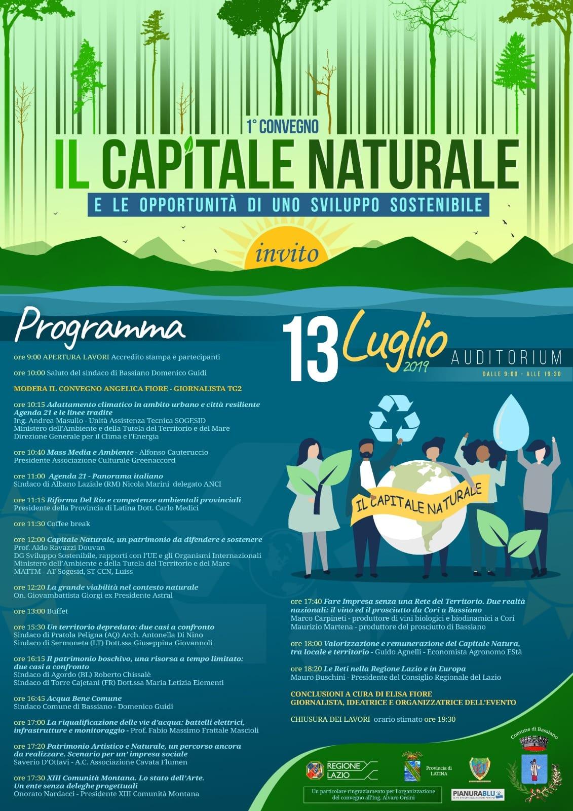 Bassiano: 1° Convegno @ Auditorium | Bassiano | Lazio | Italia
