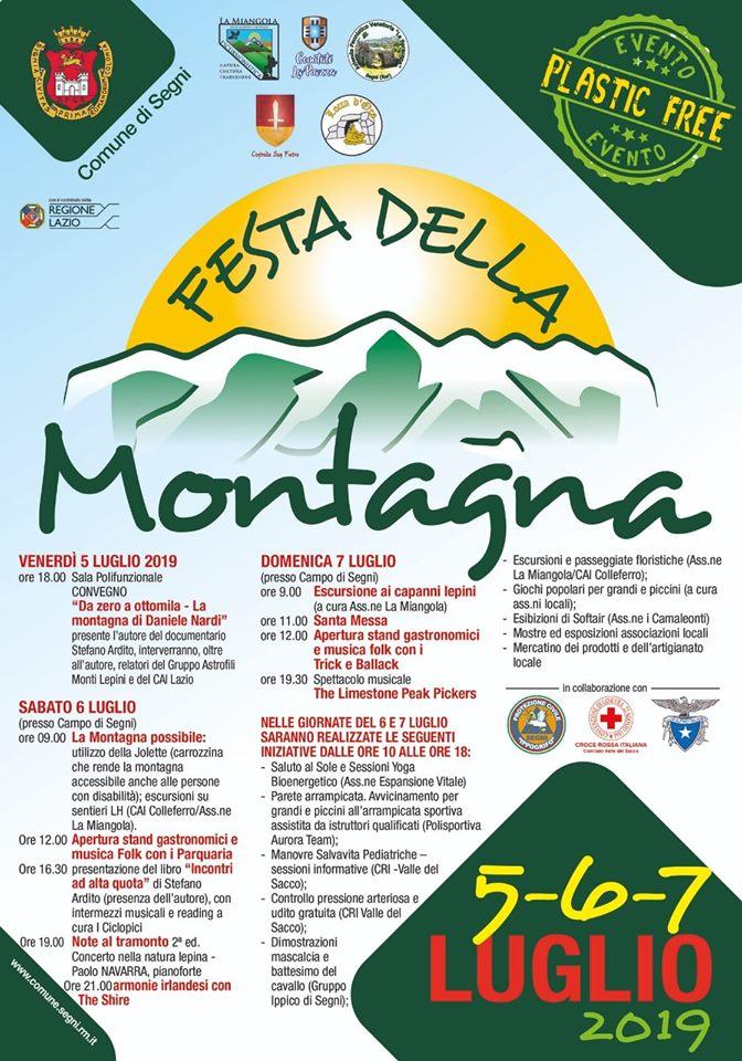 Segni: Festa della montagna @ Campo di Segni | Lazio | Italia