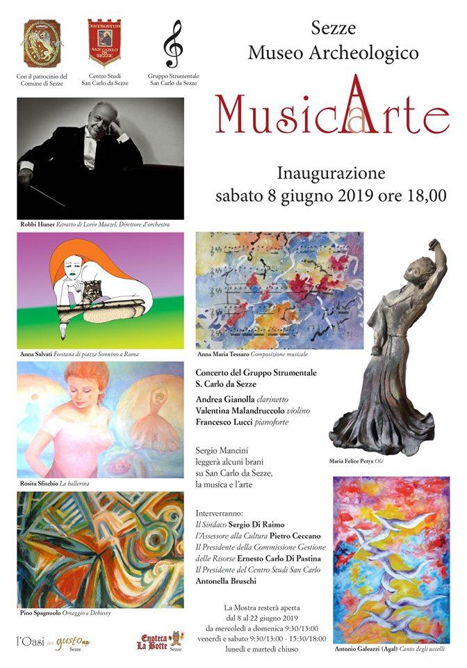 Sezze: MusicArte @ Museo Archeologico | Sezze | Lazio | Italia