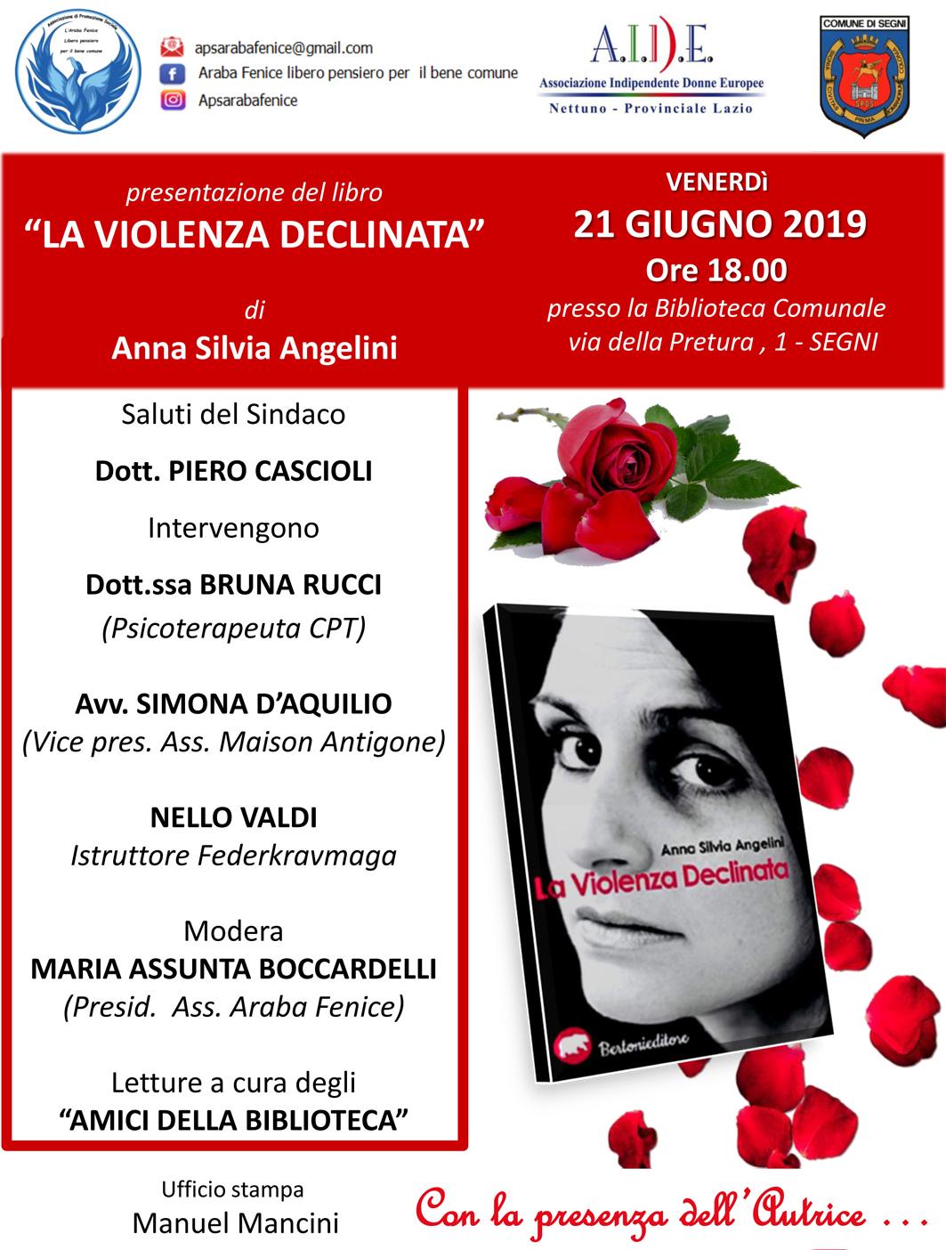 Segni: Presentazione libro @ Biblioteca comunale | Lazio | Italia