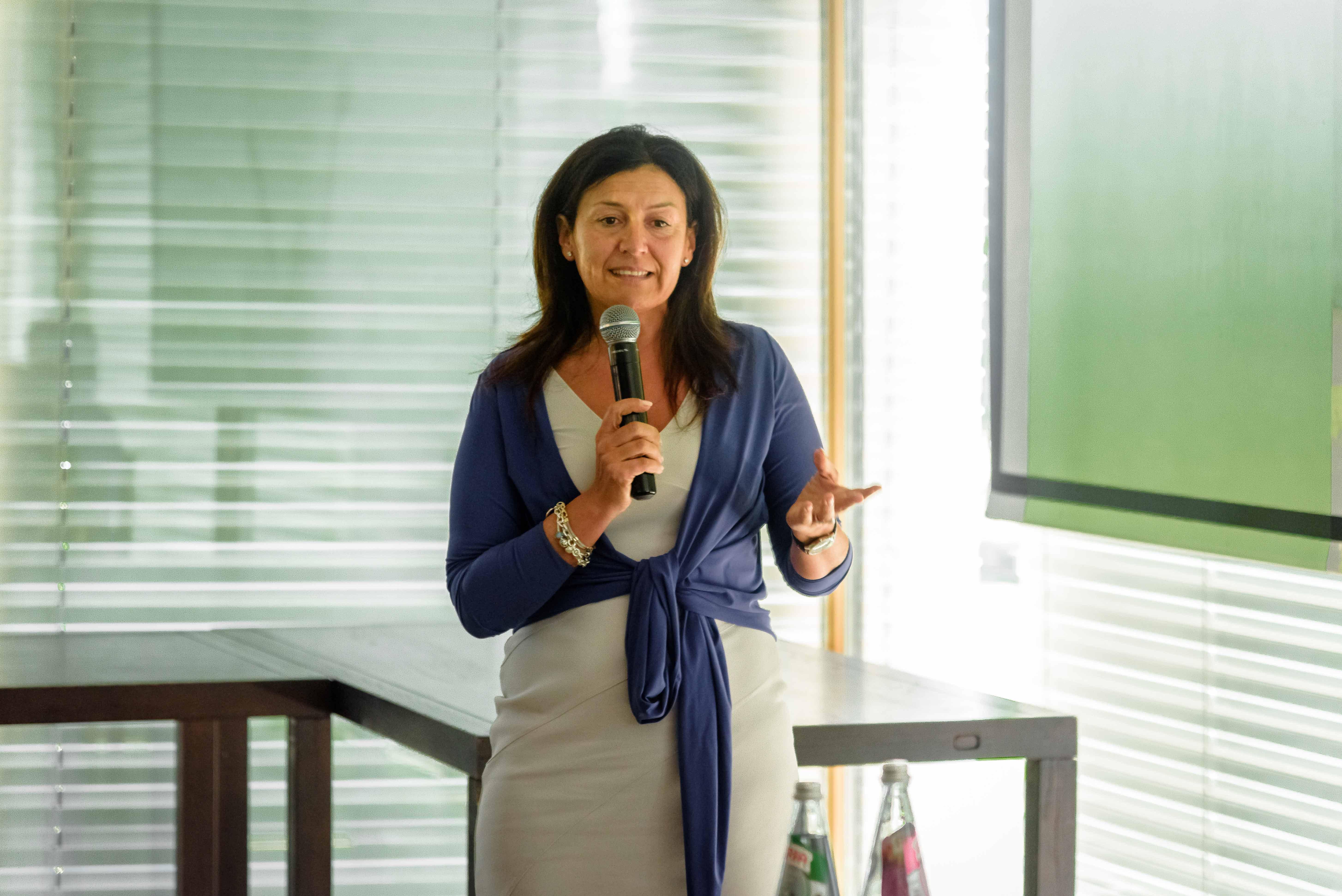Giuseppina Giovannoli - Sindaco di Sermoneta