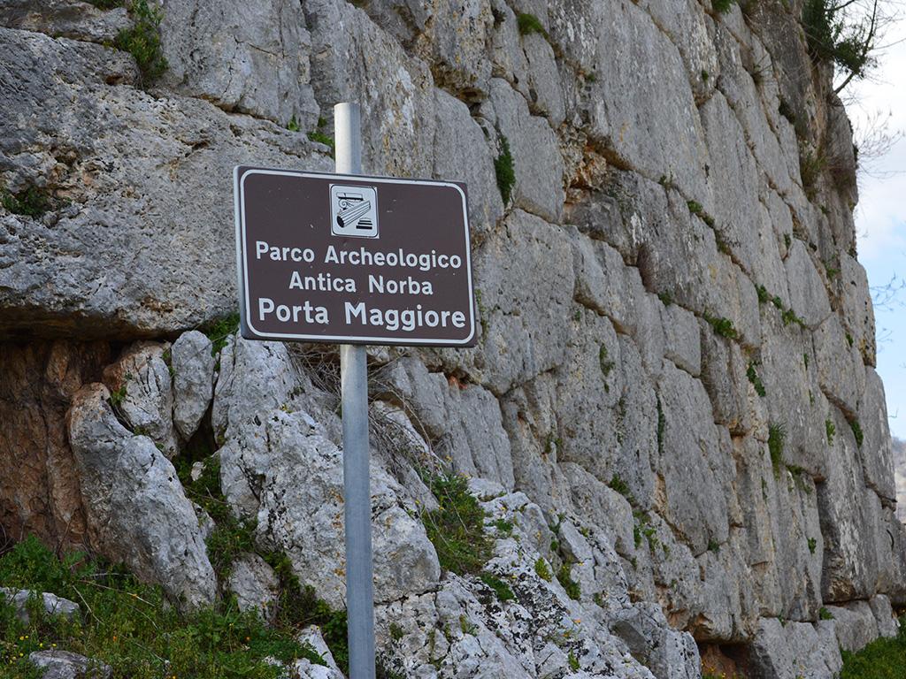 Antica Norba - Porta Maggiore