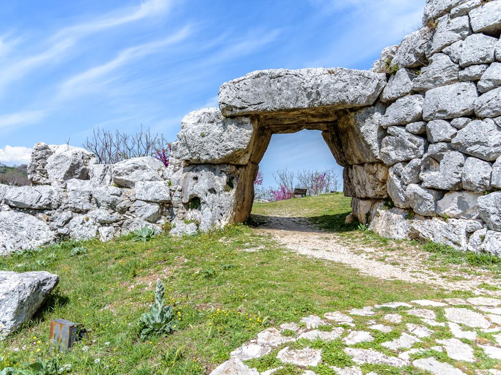 Segni - Porta Saracena