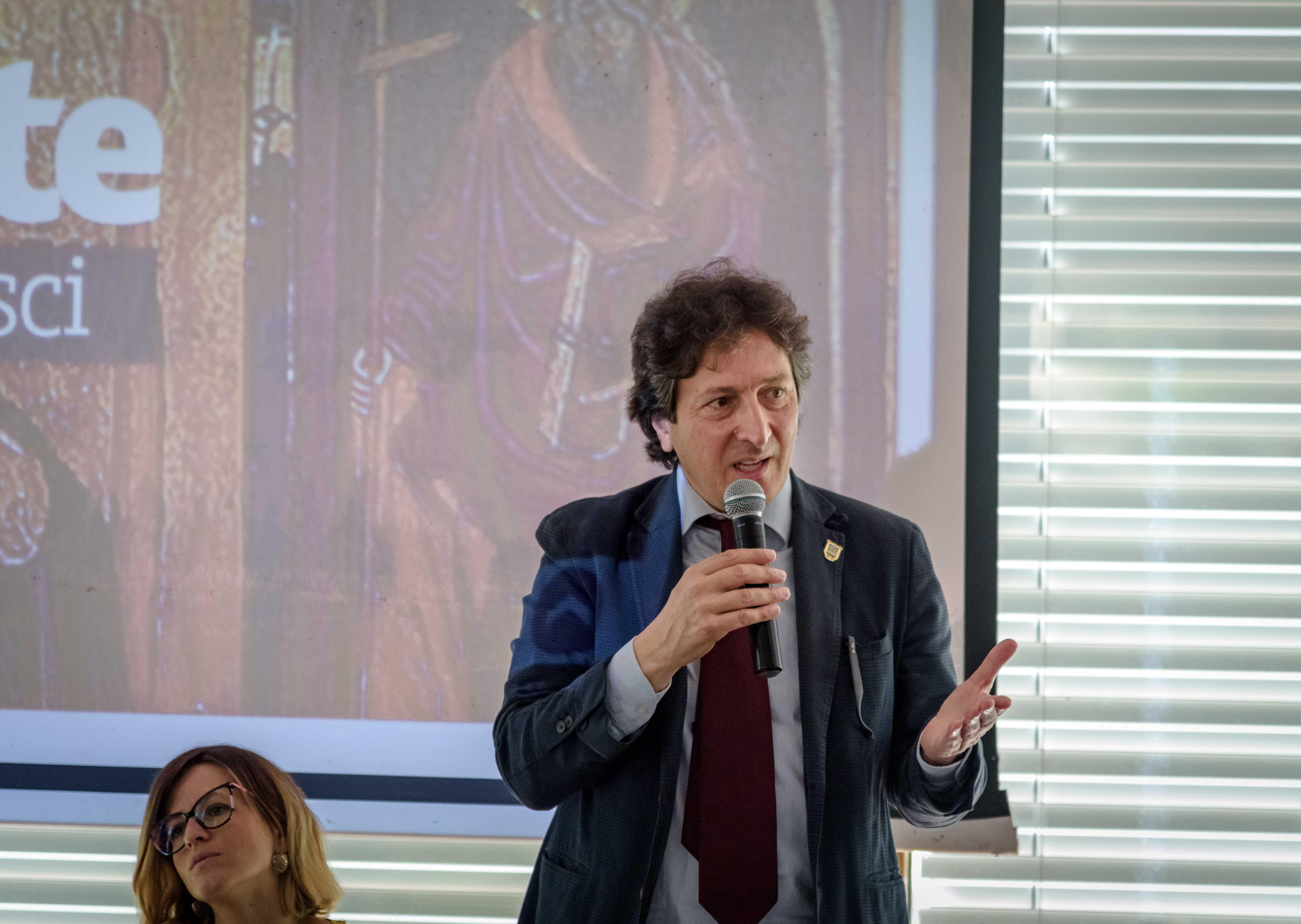 Quirino Briganti - Presidente Compagnia dei Lepini