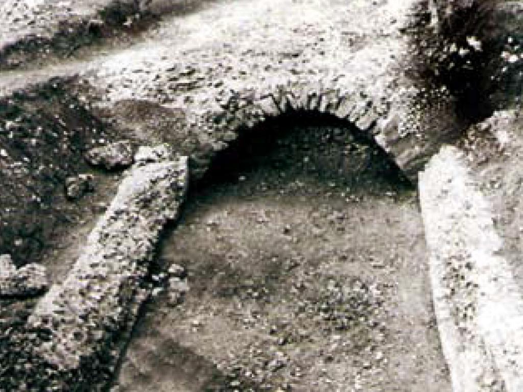 Area Archeologica Privernum - La grande galleria dell'opera idraulica
