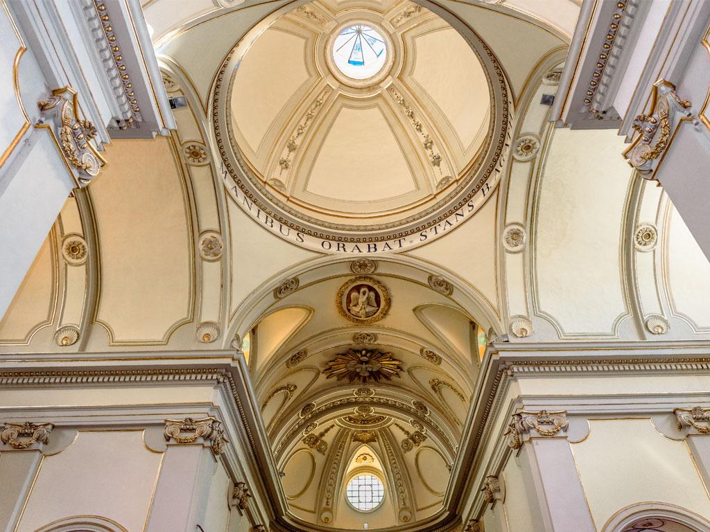 Chiesa di Sant'Agata interno