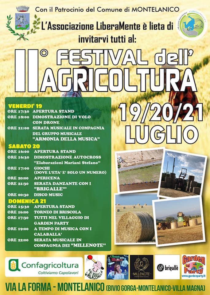 Montelanico: II° Festival dell'agricoltura @ via la forma  | Montelanico | Lazio | Italia