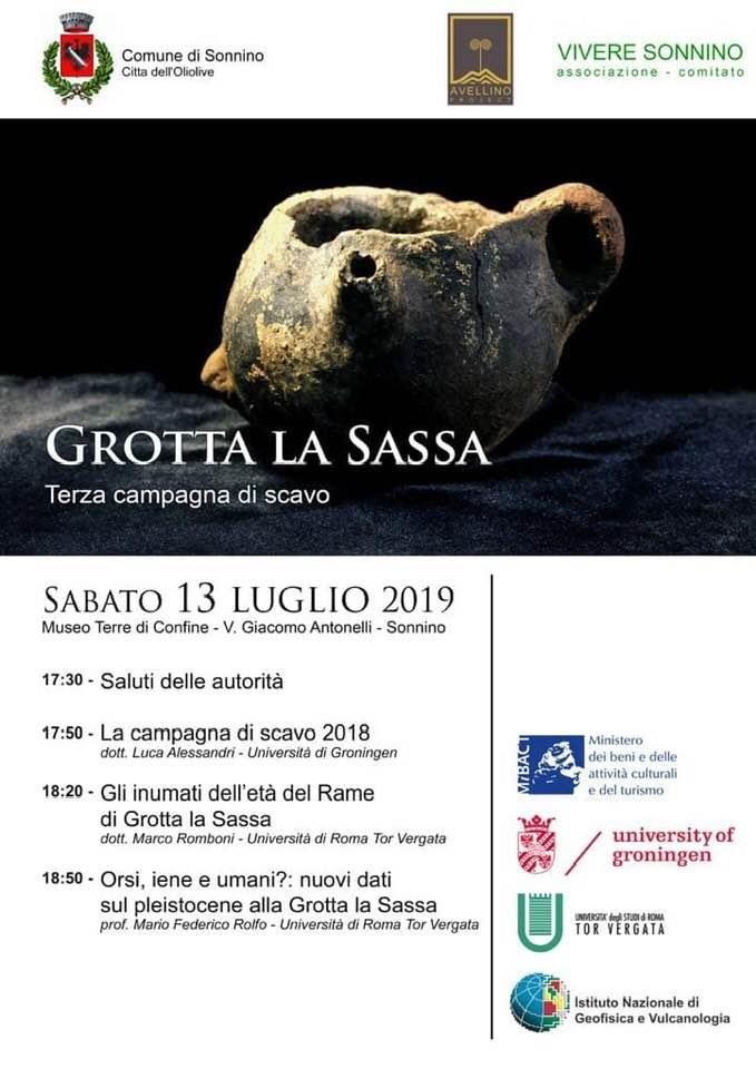 Sonnino: Grotta la Sassa @ Museo terre di confine | Sonnino | Lazio | Italia