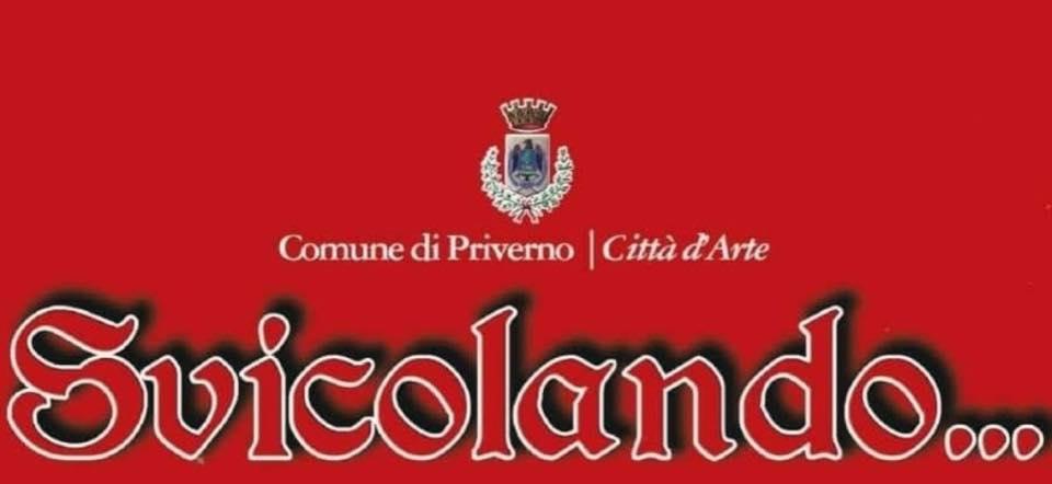 Priverno: Svicolando @ per le vie del paese | Priverno | Lazio | Italia