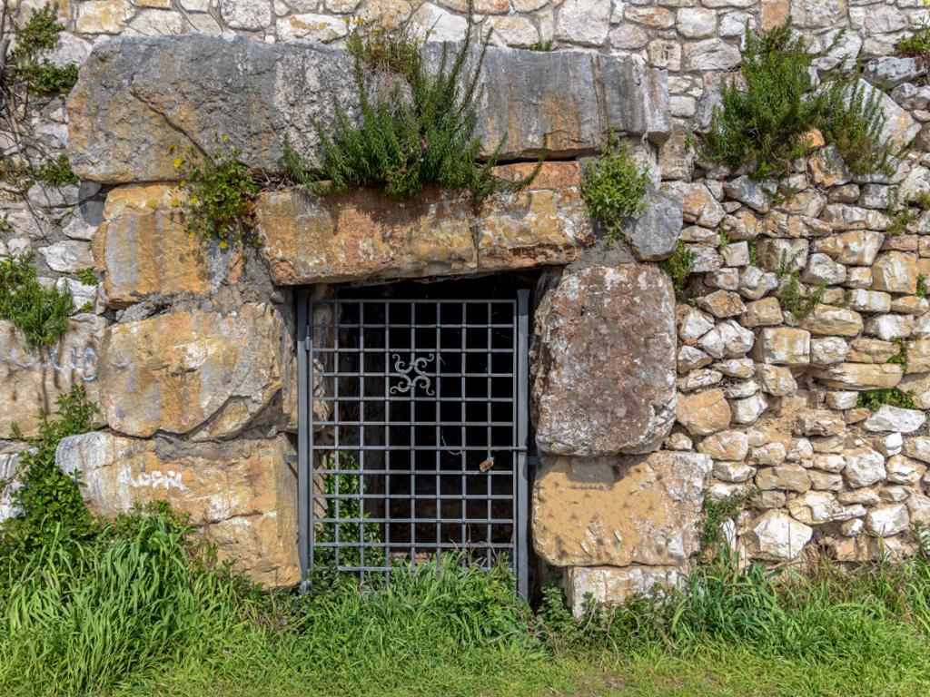 Mura Poligonali- Sezze