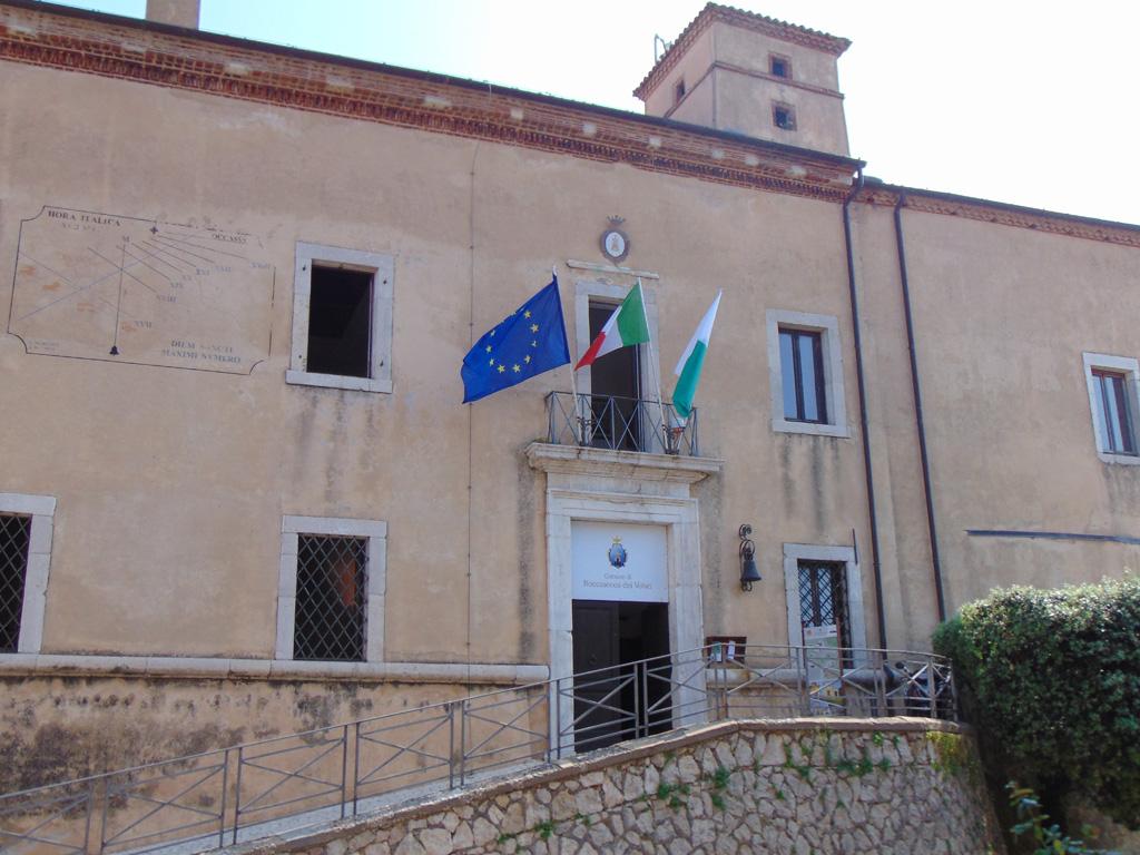 Palazzo baronale Massimo