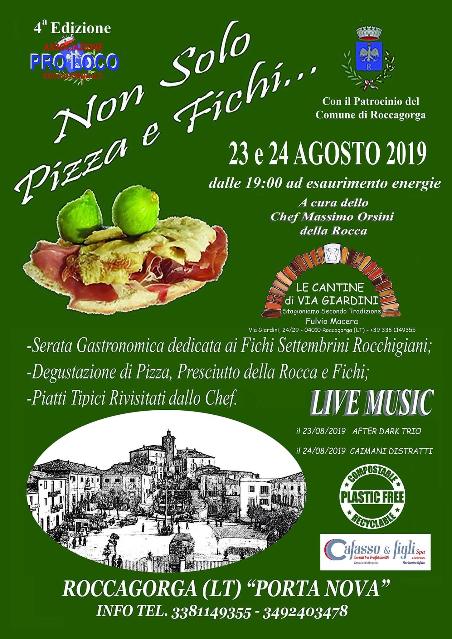 Roccagorga: Non solo pizza e fichi ... @ porta nova  | Roccagorga | Lazio | Italia