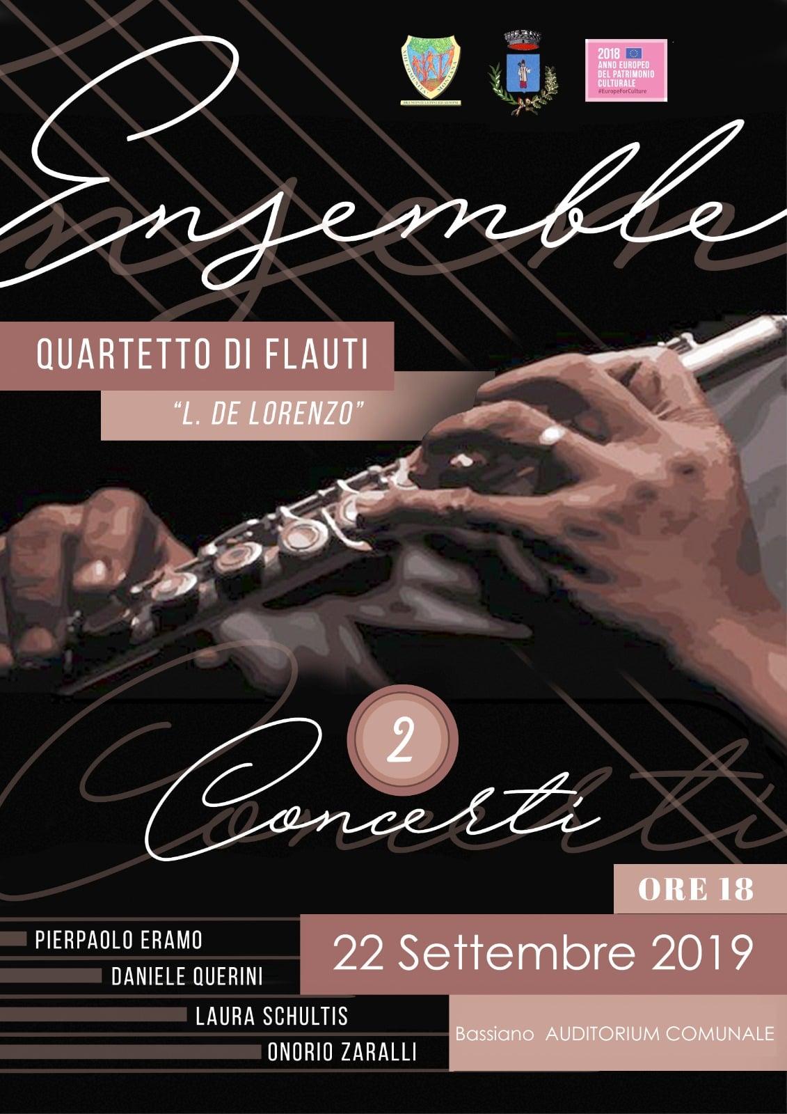 Bassiano: 2 concerti @ auditorium comunale | Bassiano | Lazio | Italia