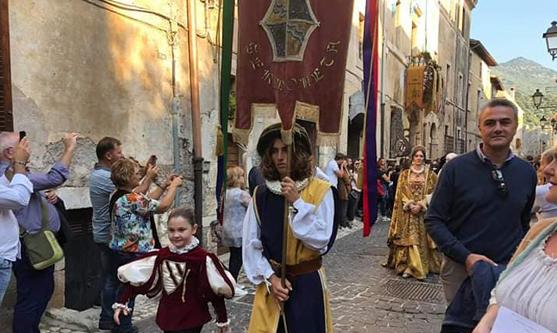 Feste di Rievocazione della Battaglia di Lepanto.