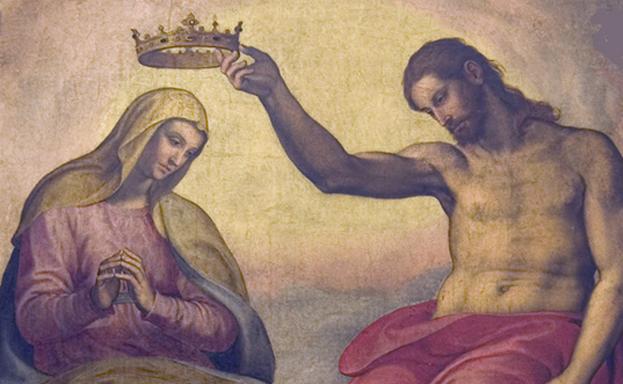 Sermoneta - Incoronazione della vergine, Museo Diocesano