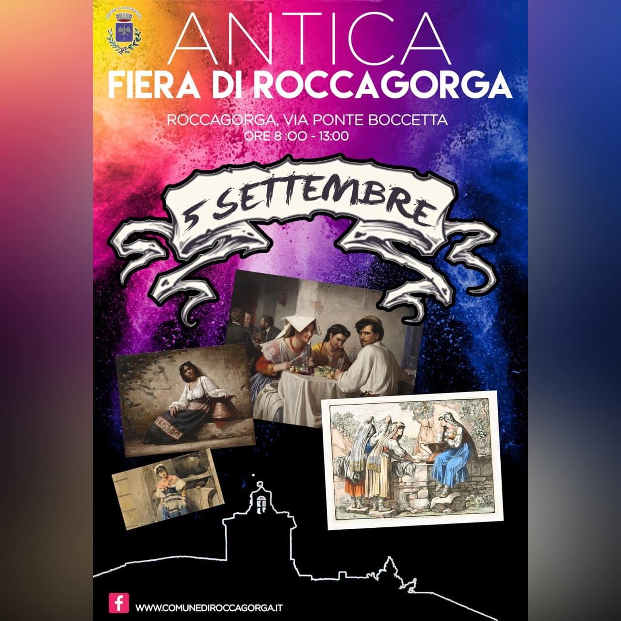 Roccagorga: Antica Fiera @ Via Ponte Boccetta | Roccagorga | Lazio | Italia