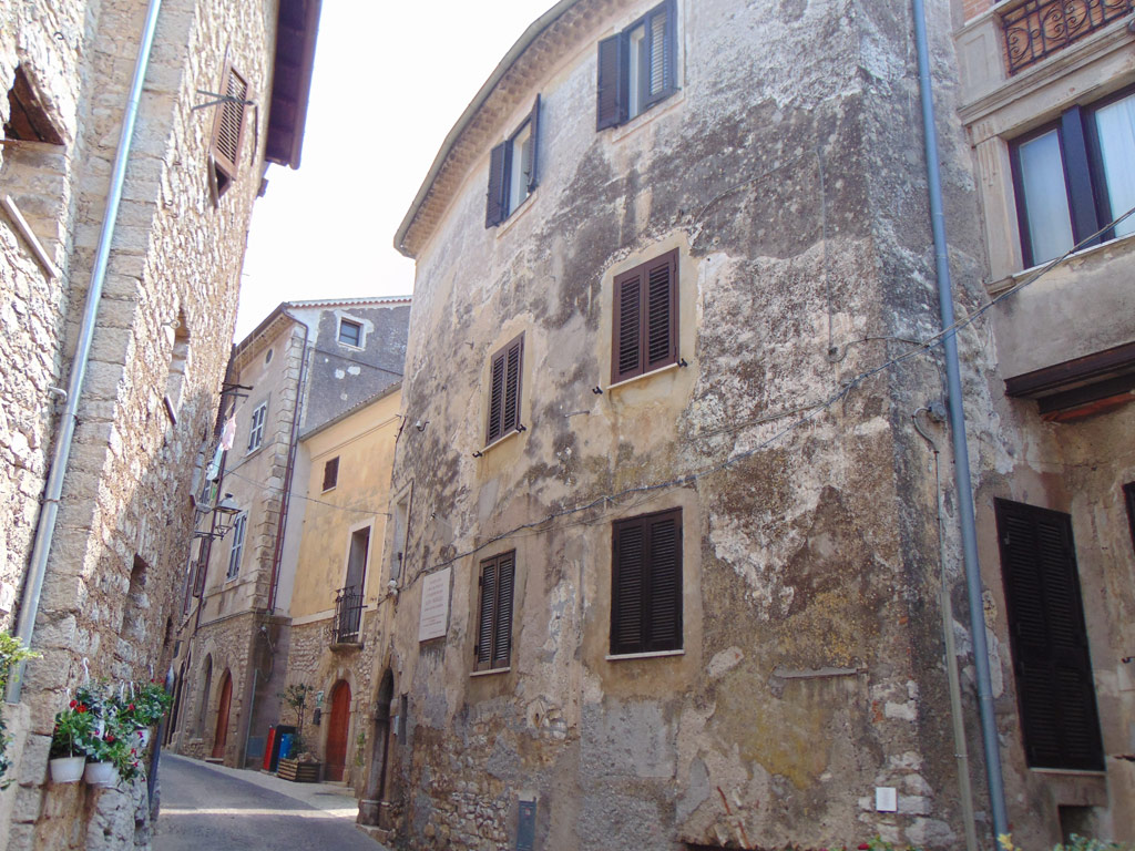 Casa natale di Aldo Manuzio