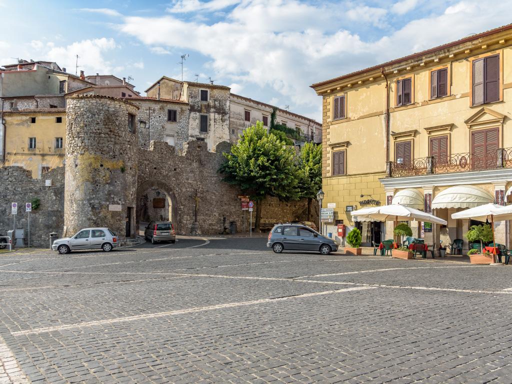 Piazza Bettino Craxi