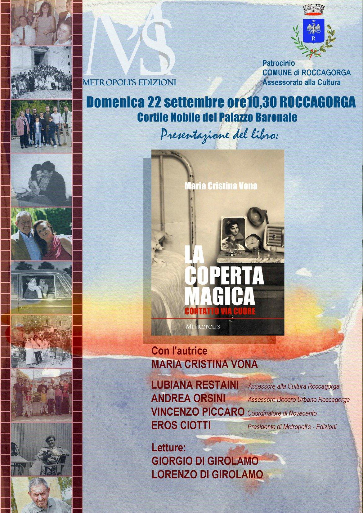 Roccagorga: Presentazione libro @ Cortile nobile del palazzo baronale | Roccagorga | Lazio | Italia
