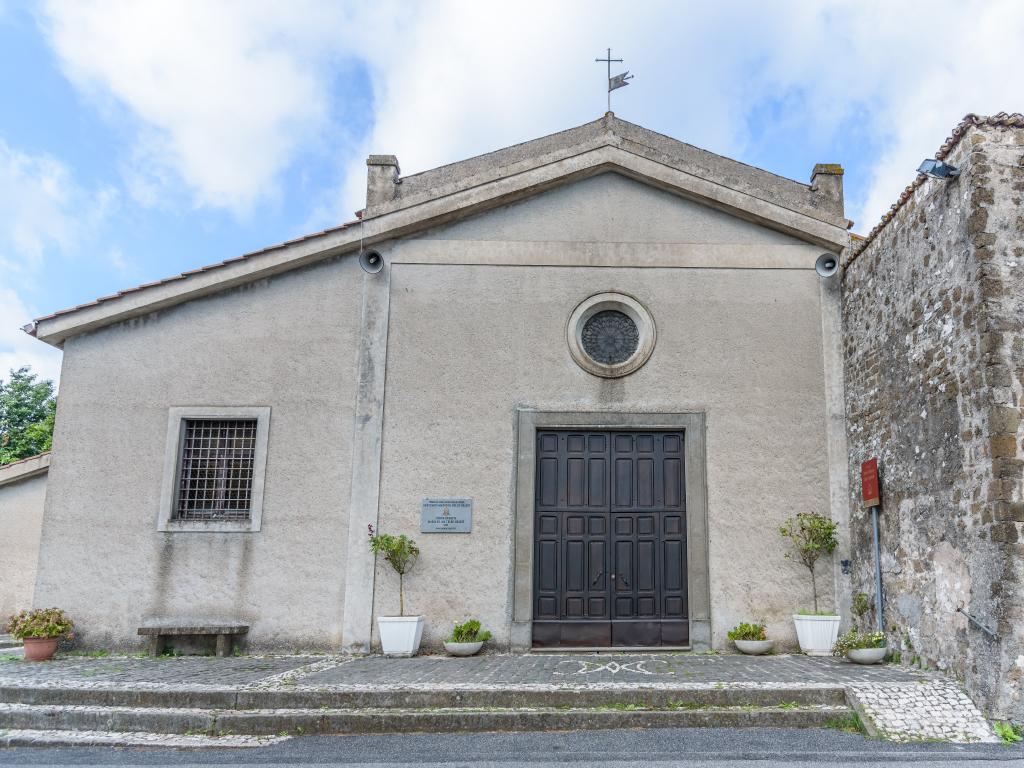 Chiesa Santa Maria delle Letizie