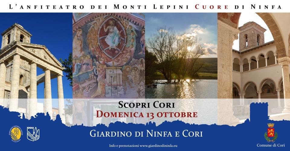 Scopri Cori @ giardino di Ninfa e Cori | Cori | Lazio | Italia