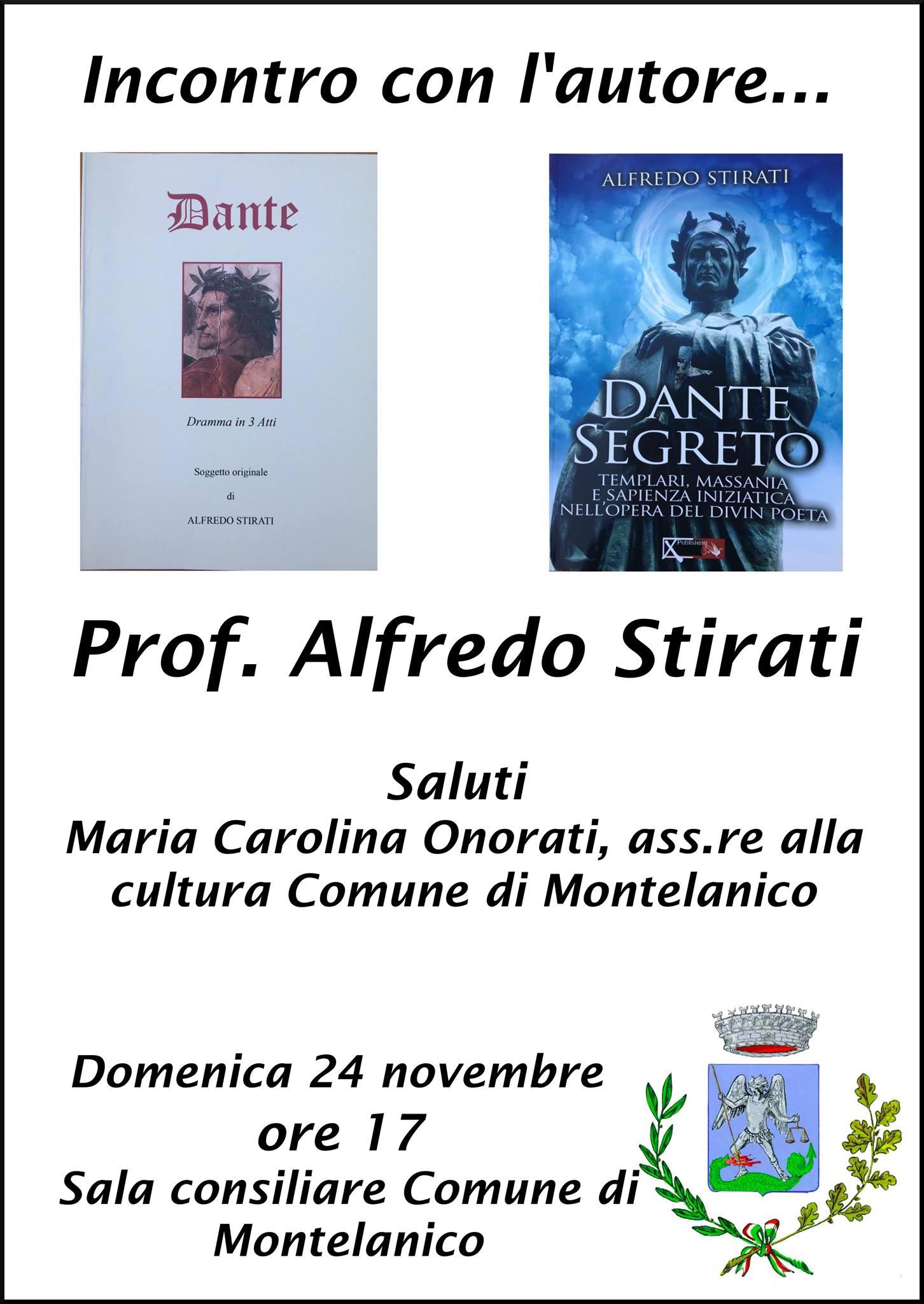 Montelanico: Incontri con l'autore @ Sala consiliare | Montelanico | Lazio | Italia