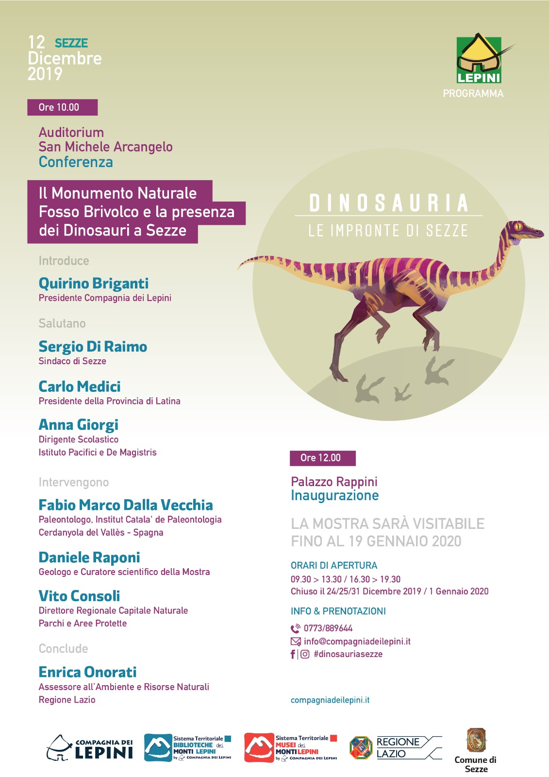 locandina-programma-conferenza-dinosauria