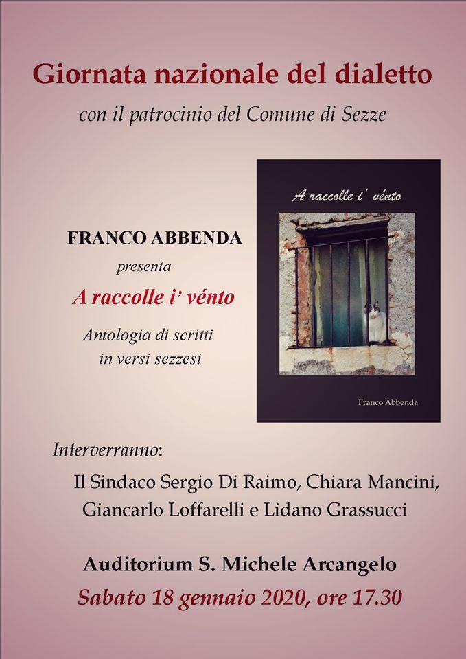 Sezze: Giornata Nazionale del dialetto @ Sezze | Sezze | Lazio | Italia