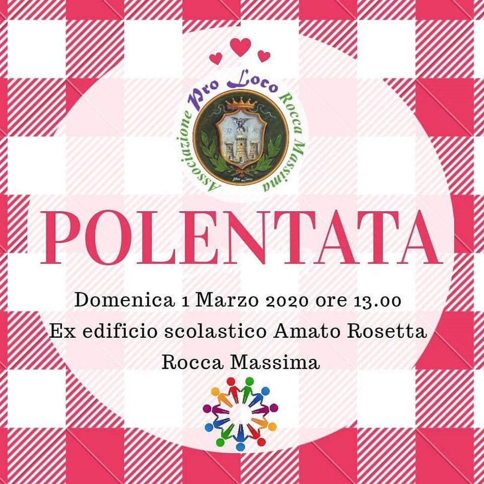 Rocca Massima: POLENTATA @ Rocca Massima | Rocca Massima | Lazio | Italia