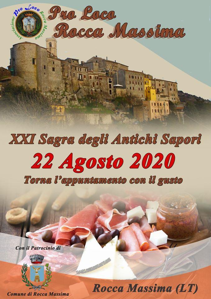 Rocca Massima: XXI Sagra degli Antichi Sapori @ Rocca Massima | Rocca Massima | Lazio | Italia