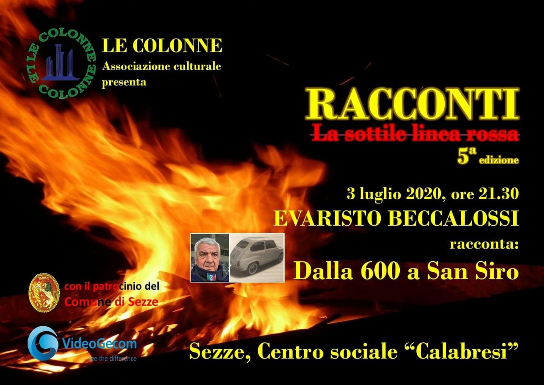 Sezze: Racconti - La sottile linea rossa 5a edizione @ Sezze
