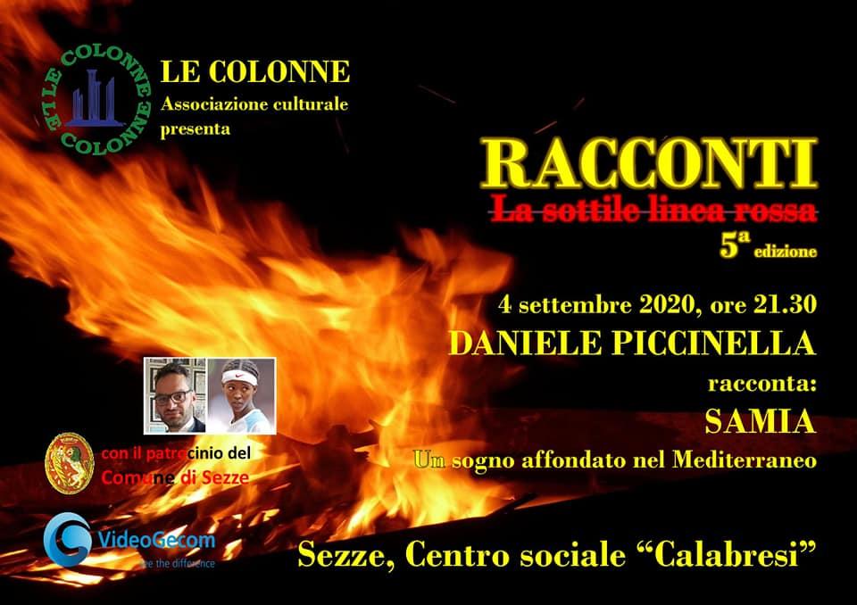 Sezze: Racconti- la sottile linea rossa @ Centro sociale Calabresi