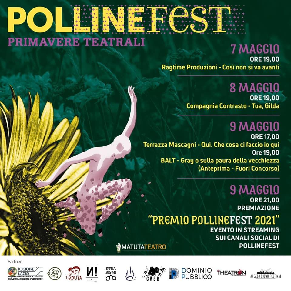 PollineFest, Primavere Teatrali @ SpazioMAT
