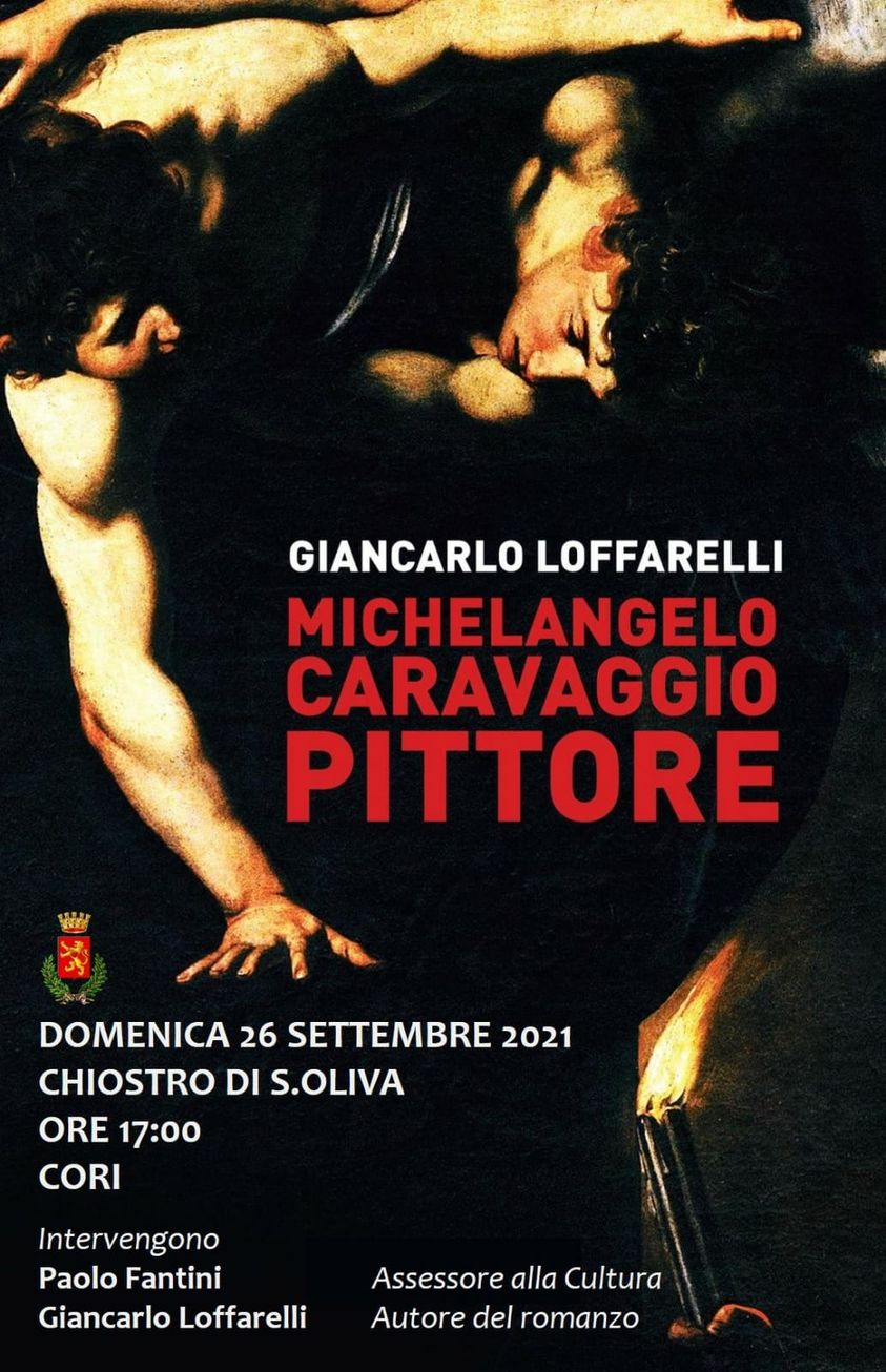 Cori: Michelangelo Caravaggio Pittore @ Cori