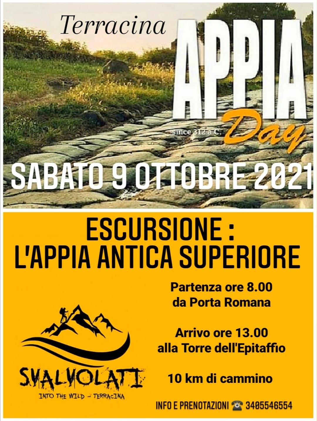 Appia day 2021 @ Porta Romana