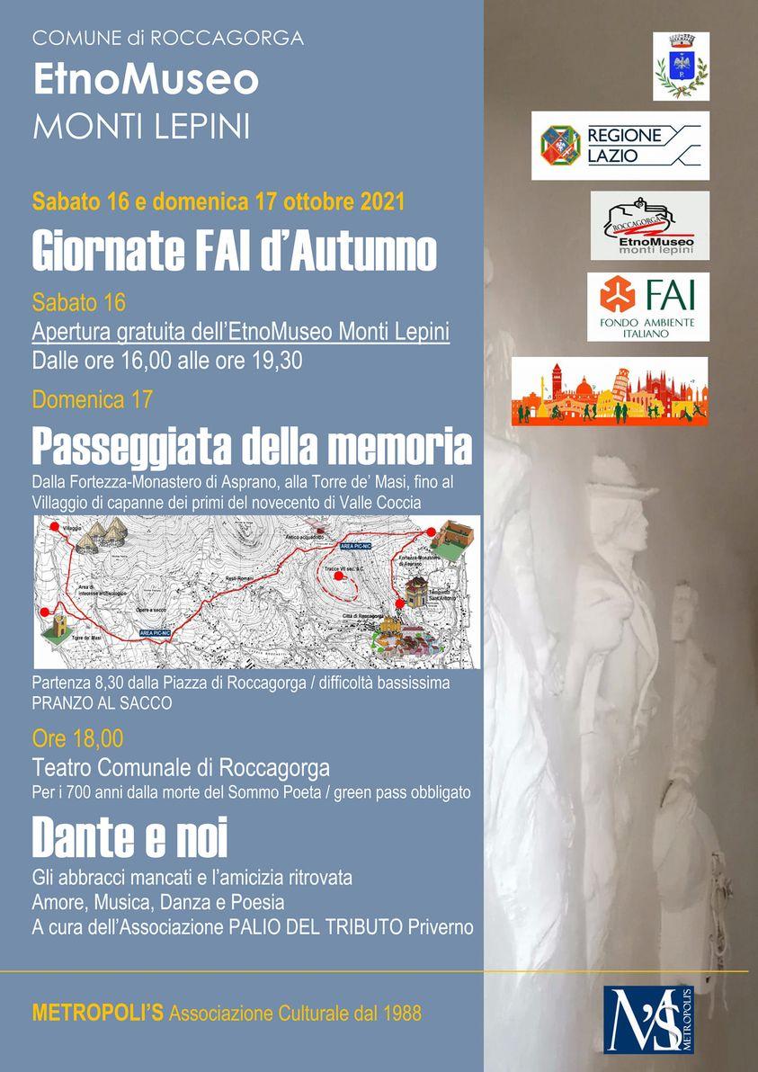 Roccagorga: FAI d'autunno @ Roccagorga