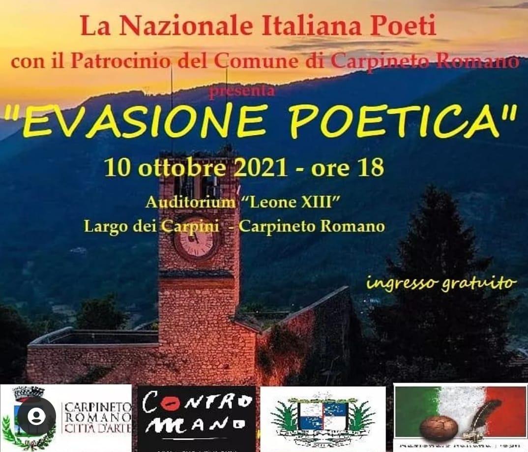 Carpineto Romano: Evasione Poetica @ Auditorium Leone XIII